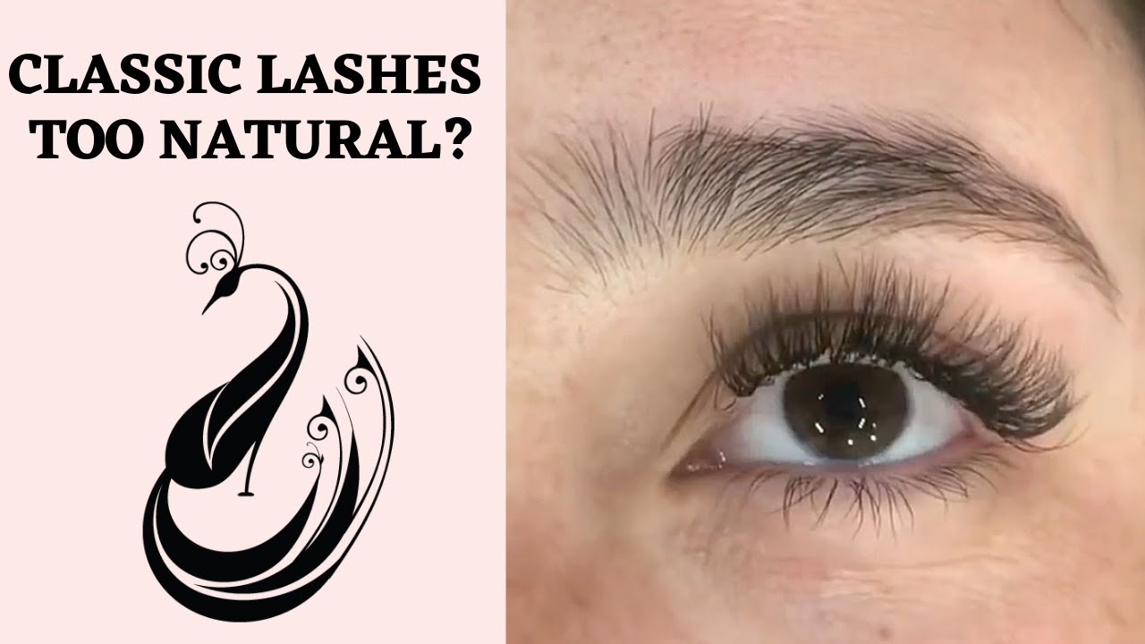 37c689d8adf What If Classic Is Too Natural? Hybrid Fix Tutorial | Eyelash Extensions 101