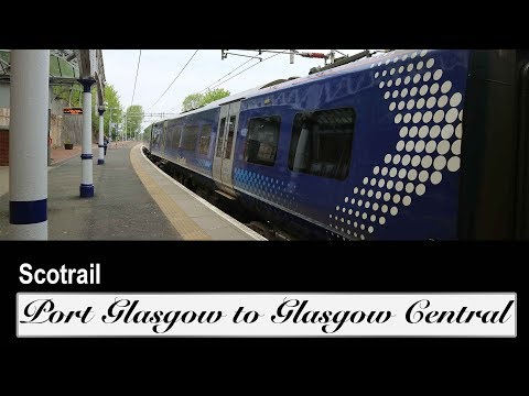 Port Glasgow to Glasgow Central
