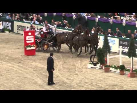 Christoph Sandmann FEI World Cup Leipzig 2012 Winning Round