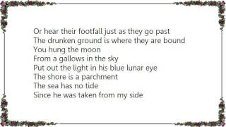 Elvis Costello - You Hung the Moon Lyrics