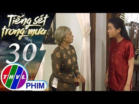 THVL | Tiếng sét trong mưa - Tập 30[3]: Hai Sáng dẫn tình nhân về nhà còn lớn tiếng với bà Hội