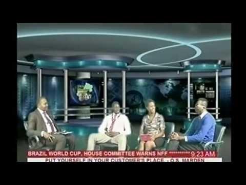 World Oral Health Day 2014 on ITV Benin.