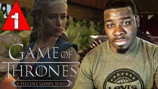 Game of Thrones Episode 4 Gameplay Walkthrough Part 1 - Sons of Winter Lets Play