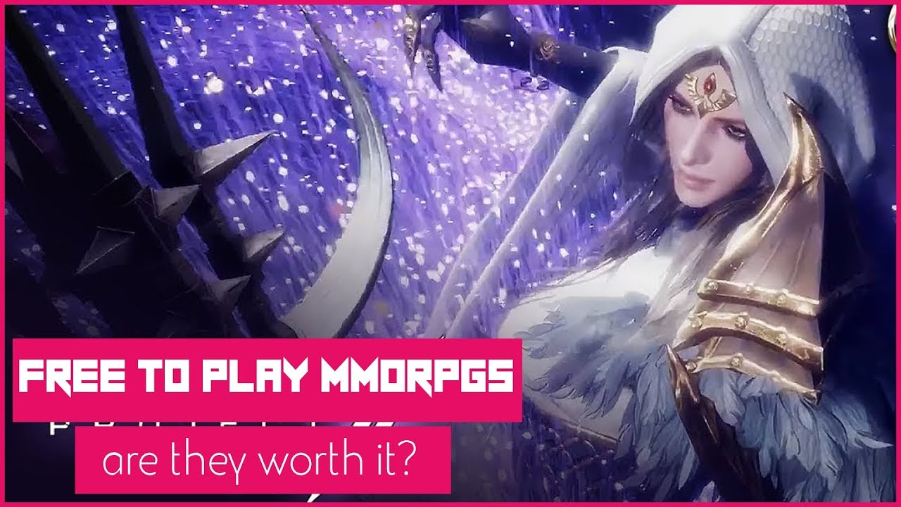 Download Should All MMORPGs Be Free to Play?