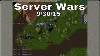 Ultima Online - 9/30/15 Server Wars - UO Shadow Age