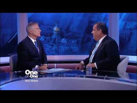 Governor Chris Christie Reflects on his Eight Years in Office