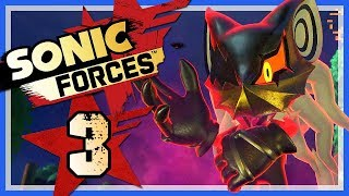 SONIC FORCES # 03 ✊ Sonics Revanche gegen Infinite! [HD60] Let's Play Sonic Forces