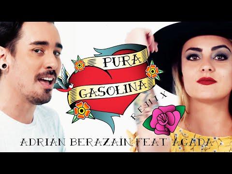Pura Gasolina_Adrián Berazaín feat. Ágada