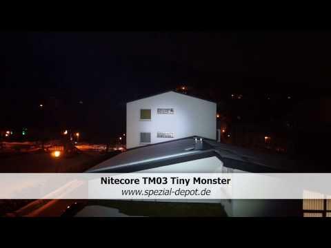 Nitecore TM03 Tiny Monster | Cree XHP70 LED | 2800 Lumen (3/4)