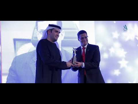 Asia Live Asian Business Award 2018 - Mr.Alungal Mohammed