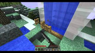 Let's play Minecraft Aether Mod [HD] part 39 - Der Bootaufzug funktioniert!