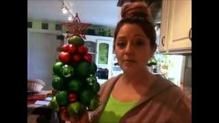 A DIY on a Christmas Tree Center Piece Part 2 ( with different music) Thumbnail