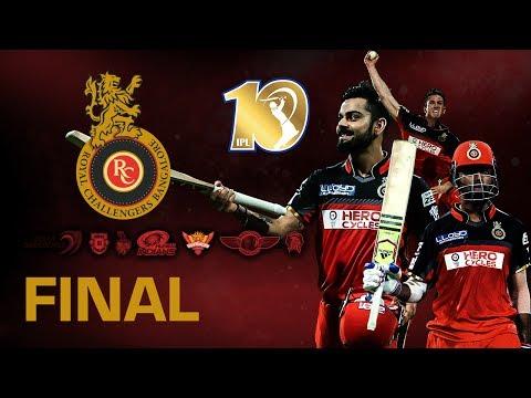 DON BRADMAN CRICKET 17 | IPL 2017 | GRAND FINAL (RCB VS SRH)