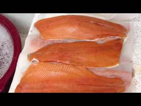 How To Freeze Salmon And Other Fish