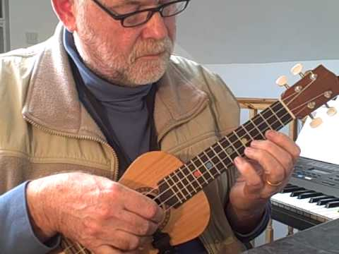Fur Elise - a tutorial for Ukulele - Music&tab from colinrtribe@btinternet.com