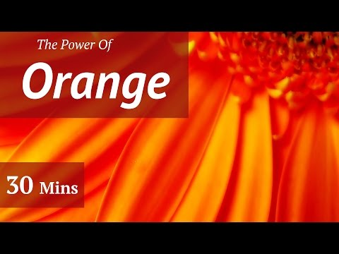 Orange - Meditation & Relaxing Music