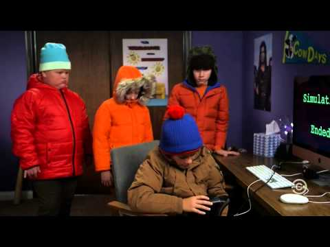SOUTH PARK IN REAL LIFE!