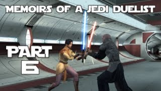 Memoirs of a Jedi Duelist Part 6: Lower City Bountyheads