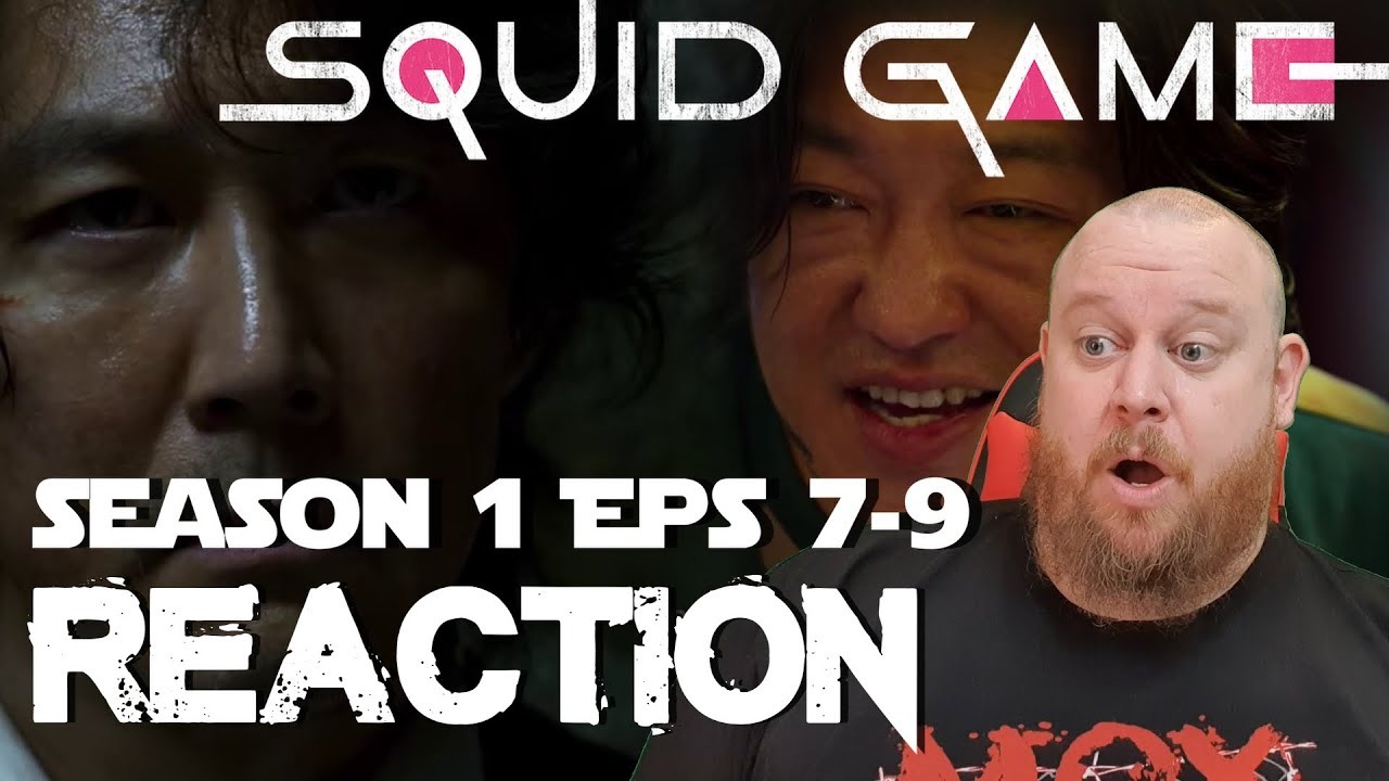 Download Squid Game Season 1 REACTION Episodes 7 - 9 - Plus Season Review, Theories, Songs and Memes!