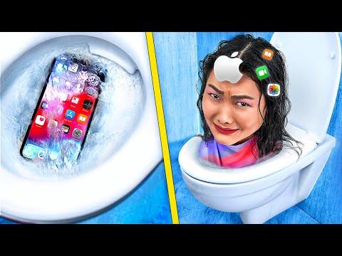 Если бы IPhone был человеком!