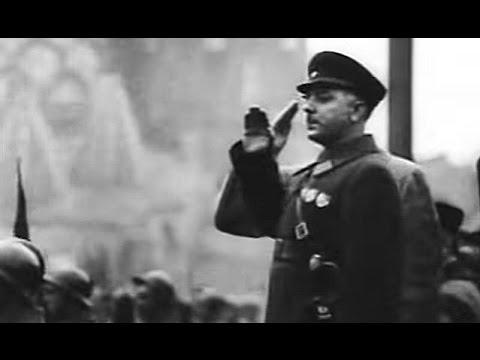"""""""Если завтра война, если завтра в поход"""" - Кинохроника"""
