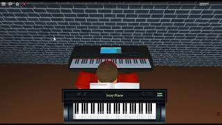 Wii Shop Theme - Wii by: Kazumi Totaka on a ROBLOX piano.