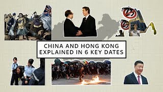 Explained: Hong Kong protests