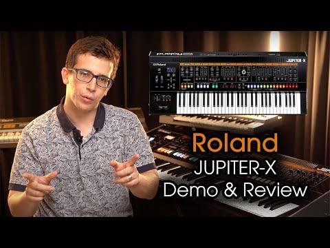 Roland Jupiter-X Demo and Review | Alamo Music Center