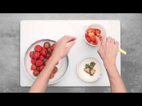 Rhabarber-Erdbeer Marmelade – Schritt für Schritt