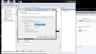 How to format a drive without deleting files using free space