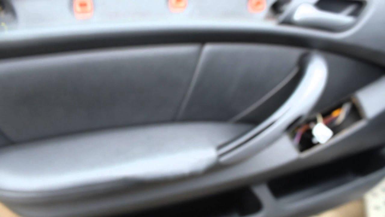BMW Х5 Неисправность Механизма Стеклоподъемника