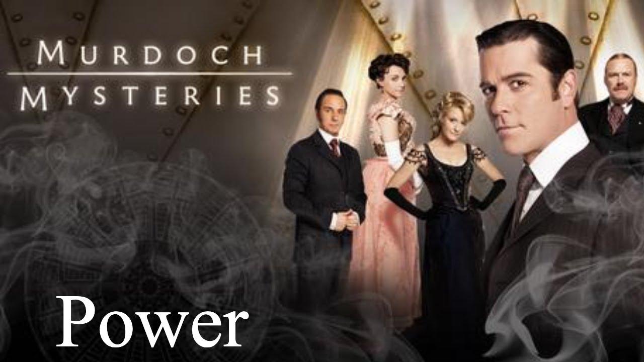 Download Murdoch Mysteries - Season 1 - Episode 1 - Power