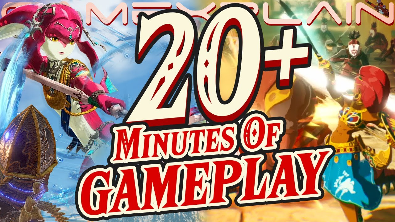 Hyrule Warriors Age Of Calamity Gameplay Footage And Review Round Up Gonintendo