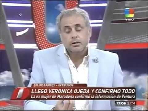 Rial a Maradona: Ahora el cu... se nos ríe a nosotros