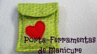 PORTA – FERRAMENTAS DE MANICURE – Tereza Lopes