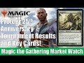 MTG Market Watch: Protour 25th Anniversary Results and Key Cards
