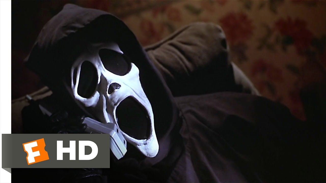 Scary Movie (5/12) Movie CLIP   Wazzup! (2000) HD   YouTube