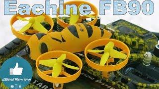 ✔ Eachine Fatbee FB90 - Веселая Зимняя Пчела! Banggood.