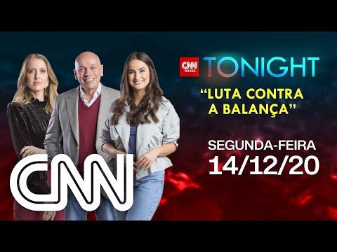 CNN TONIGHT: LUTA CONTRA A BALANÇA  – 14/12/2020