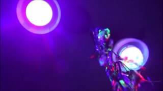 Лучшие товары из Китая с Aliexpress. Вращающаяся LED диско лампа - светомузыка (цветомузыка) .(Лучшие товары из Китая с Aliexpress. Вращающаяся LED диско лампа, светомузыка (цветомузыка) - https://goo.gl/TJseqh Кэшбэк..., 2016-12-25T22:18:19.000Z)