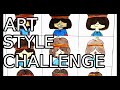 ART STYLE CHALLENGE