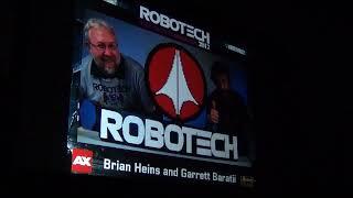 ROBOTECH PANEL AT ANIME EXPO 2017.