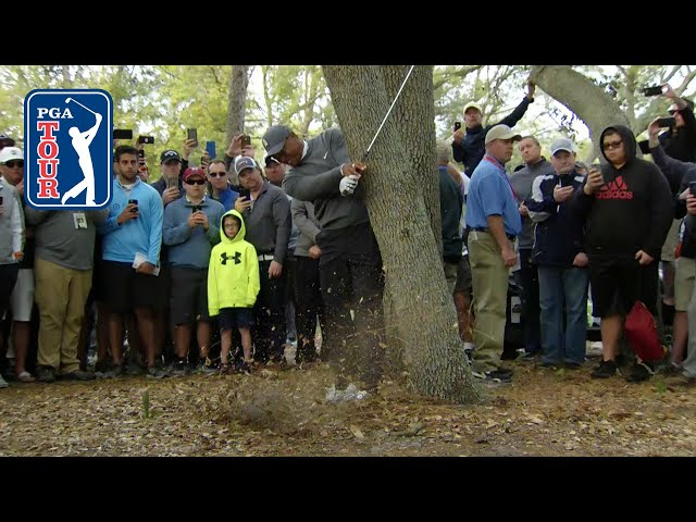 Tiger Woods' greatest escapes (non-majors)