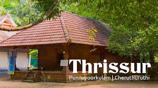 Thrissur - Cheruthuruthi | Punnayoorkulam