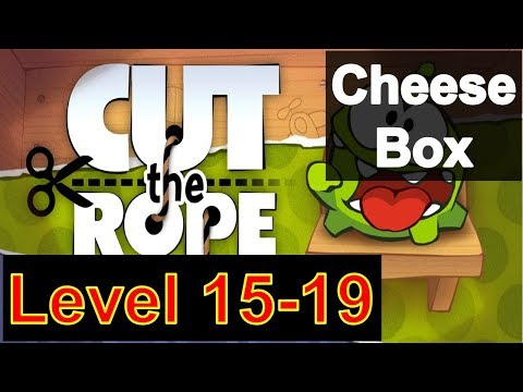 how-to-play-cut-the-rope-season-3-cheese-box-level-15-19-with-3-stars-walkthrough