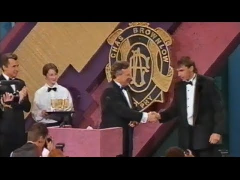 1995 AFL Brownlow Medal