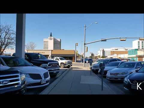 Land Rush In DOWNTOWN ODESSA, Texas