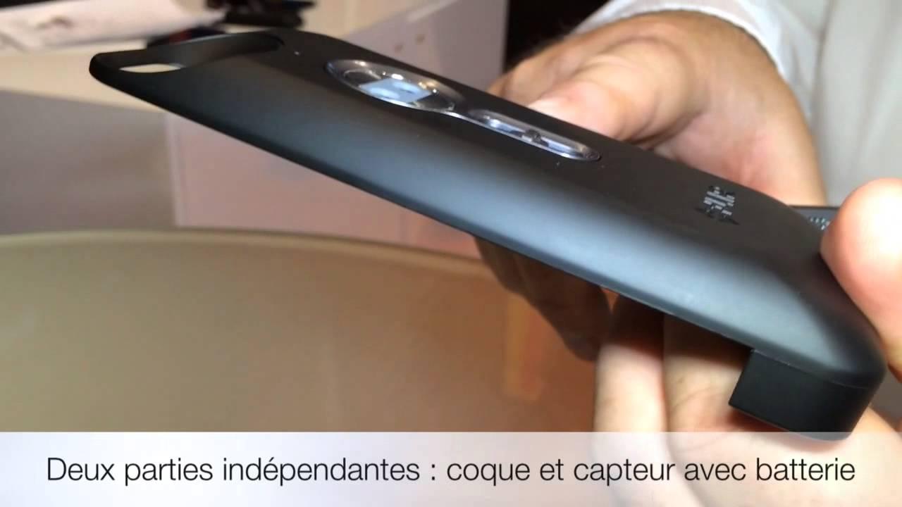 Camera Thermique Flir Iphone