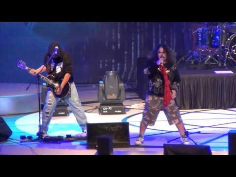 Ranggi Metropolis (HD) - Wings Live in Singapore (SUNTEC) 2011)
