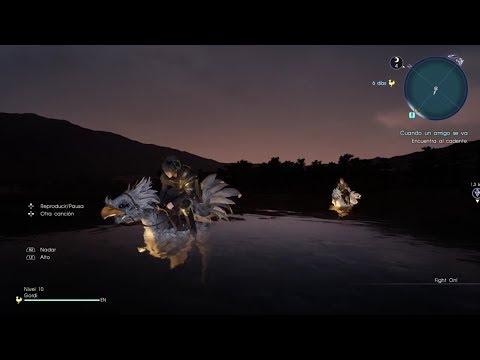 Matando a Melusine (Nueva misión Final Fantasy XV) (1.13) PS4